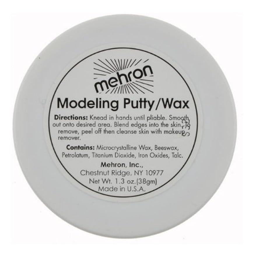 安心させる酸っぱいしなやかmehron Modeling Putty / Wax (並行輸入品)