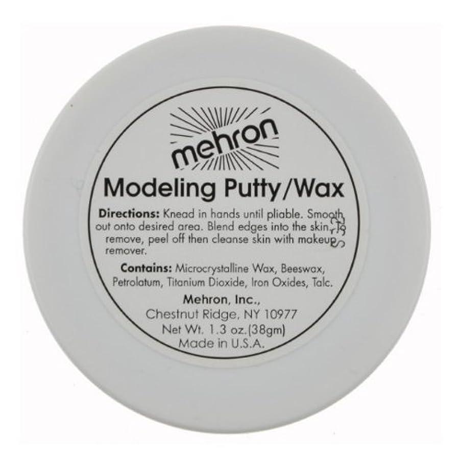 北極圏一貫性のない定義mehron Modeling Putty / Wax (並行輸入品)