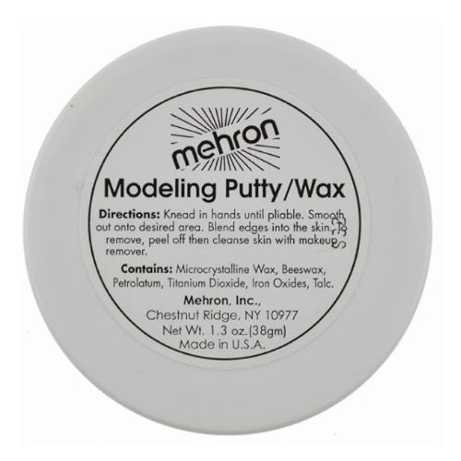 (3 Pack) mehron Modeling Putty/Wax (並行輸入品)
