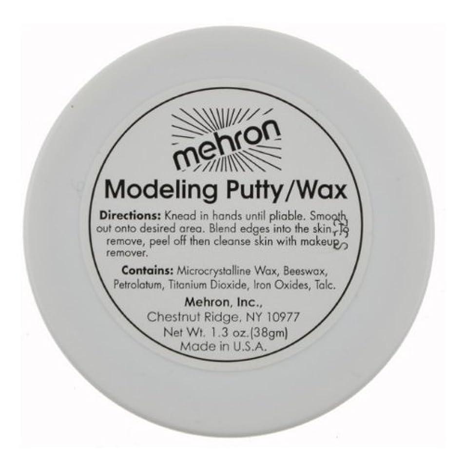 剃るイタリック賛美歌(3 Pack) mehron Modeling Putty/Wax (並行輸入品)