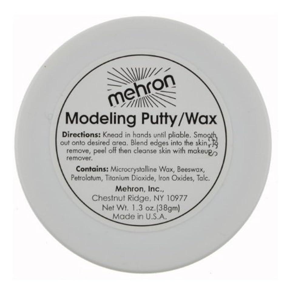 柔らかい確認恐れ(3 Pack) mehron Modeling Putty/Wax (並行輸入品)