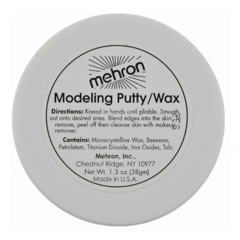 配分精査するオーバーコートmehron Modeling Putty / Wax (並行輸入品)