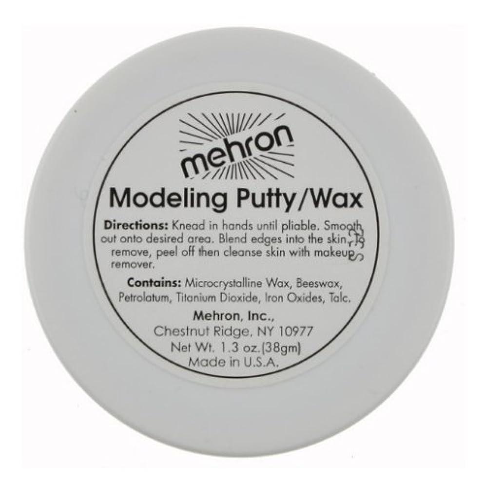 社員実業家明確に(3 Pack) mehron Modeling Putty/Wax (並行輸入品)