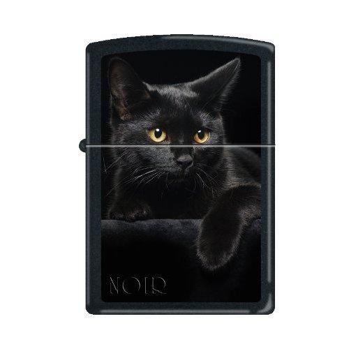 ZIPPO(ジッポー) Black Cat ブラック キャット 黒猫 5134 並行輸入品
