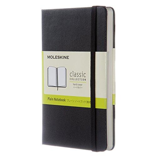 モレスキン ノート クラシック ハード 無地 ポケット QP012 黒
