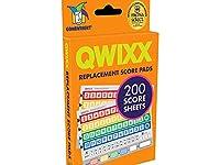 [ゲームライト]Gamewright Qwixx, Replacement Score Cards Action Game 1201-1 [並行輸入品]