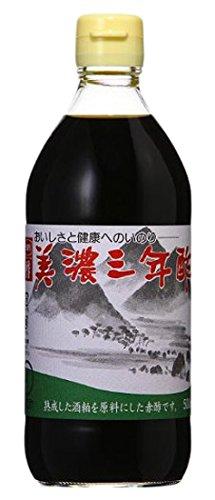 内堀醸造 美濃三年酢 500ml