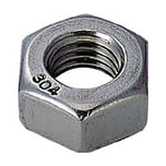 TRUSCO(トラスコ) 六角ナット1種 ステンレス サイズM3×0.5 110個入 B25-0003