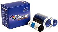 Zebra TrueColours - 800015-540 -Print ribbon black, yellow, cyan, magenta, transparent - 330 images by Zebra Technologies