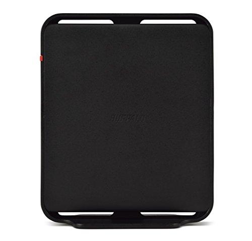 『BUFFALO QRsetup 11n/g/b 300Mbps 無線LAN親機 WHR-300HP2/N (ワンルームマンションの一人暮らし向け)』の2枚目の画像