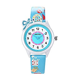 Kezziキッズ 子供用腕時計 女の子用 k1423