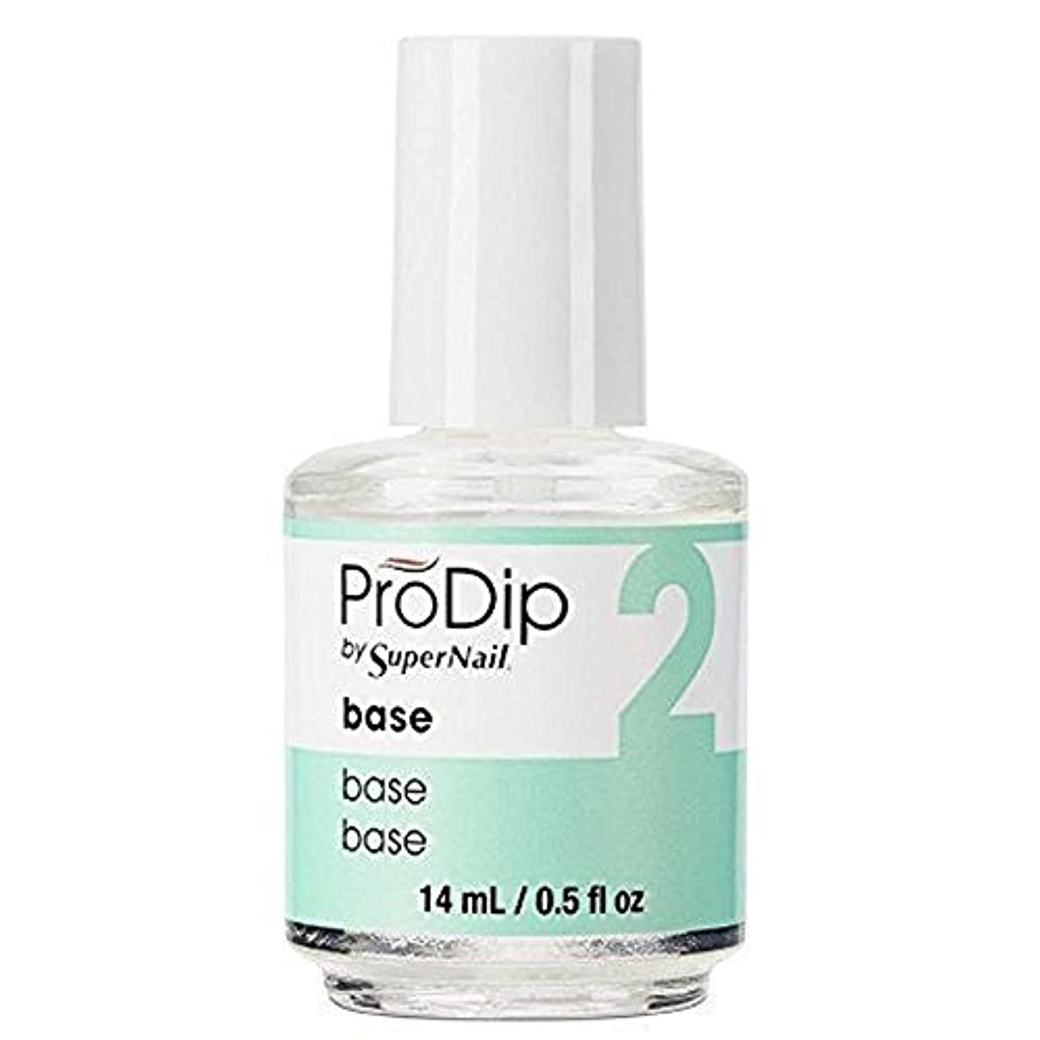 固執収縮鉄SuperNail ProDip - Base - 14 ml/0.5 oz