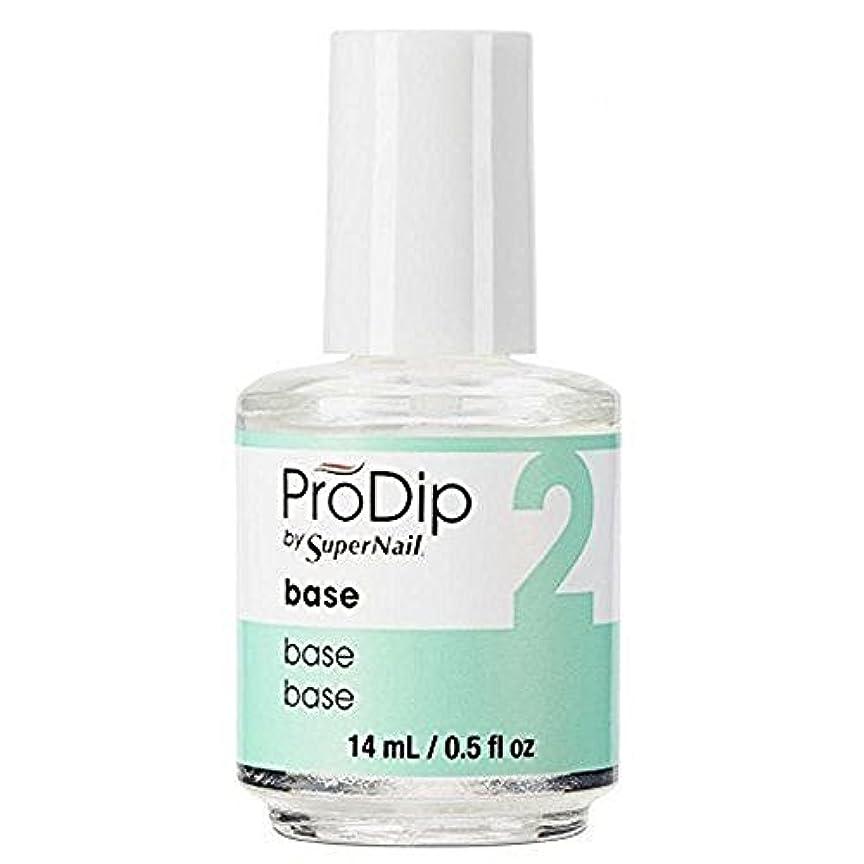 先祖適応的さまようSuperNail ProDip - Base - 14 ml/0.5 oz