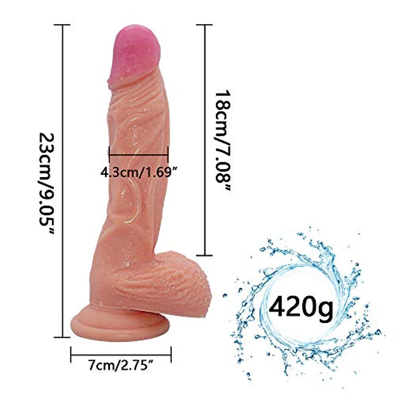 磁気重くする花8.86インチ特大の女性リラックスアドバンス-肉-mangdunxiaozhen2.1