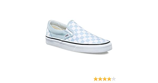 2ba3f82aa Amazon | (バンズ) VANS CHECKERBOARD FU CLASSIC SLIP-ON チェッカーボード クラシック スリッポン  (US 8.0 (26.0), VN0A38F7QCK BABY BLUE×TRUE WHITE) [並行輸入品] ...