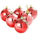 Lacyie クリスマスボール クリスマス ツリー飾り ボール クリスマス オーナメント ボール ツリー デコレーション 華やか オーナメント カラーボール飾り ディザー球 おしゃれ