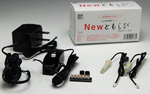 仏壇用 LED (3V)電装品「ともしび3V2灯用基本セット」スイッチ付200番 吊り灯篭用1対セット仏壇 用 照明 器具