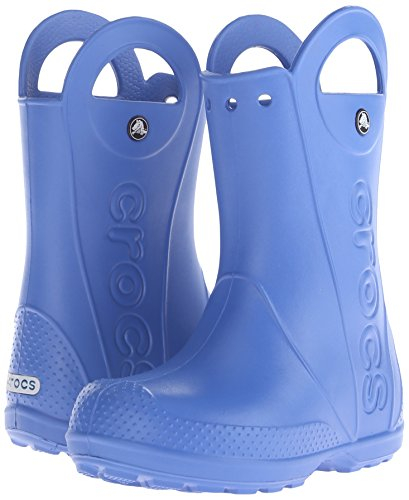 [クロックス] CROCS Handle It Rain Boot Kids 12803-430-116 seablue (seablue/C8)