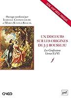 Un discours sur les origines de J.-J. Rousseau