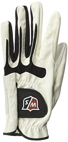 Wilson Staff Grip Soft Golf Glove, Medium/Large, Left Hand