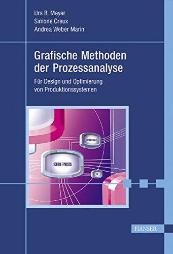 Download Grafische Methoden der Prozessanalyse: Design und Optimierung von Produktionssystemen 3446400419