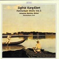 Harmonium Works 5 by S. Karg-Elert