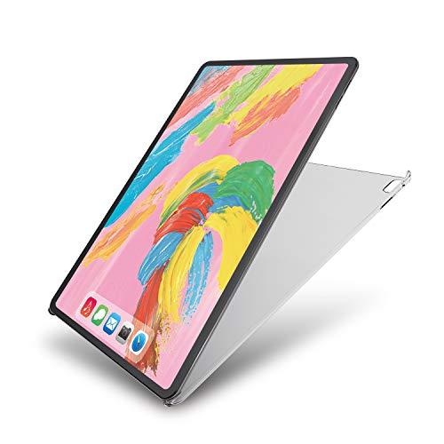 エレコム iPad Pro 11インチ (新iPad Pro 2018年モデル) シェルカバー クリア TBWA18MPVCR