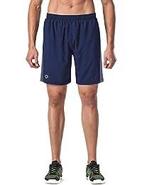 Naviskinランニング ショーツ メンズ 7インチ ショートパンツ ハーフパンツ 速乾スポーツウェア