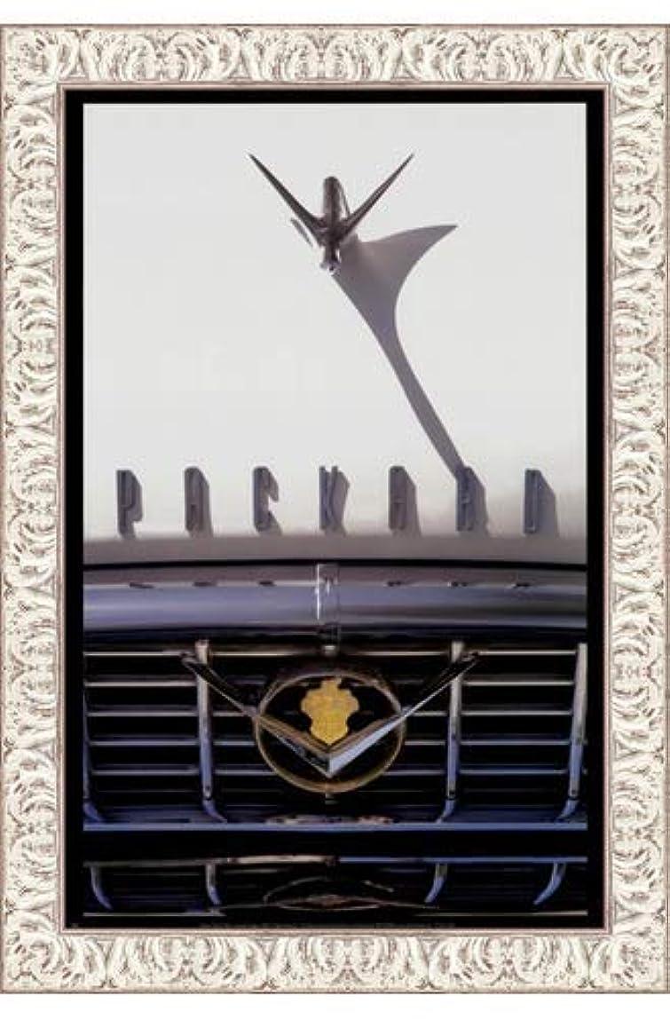 繊細創始者幻影Classics Packard 1955 by Kenneth Gregg – 12 x 18.25インチ – アートプリントポスター LE_646816-F9711-12x18.25