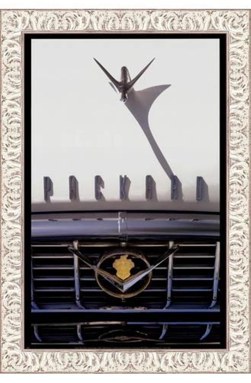美徳賞賛するラオス人Classics Packard 1955 by Kenneth Gregg – 12 x 18.25インチ – アートプリントポスター LE_646816-F9711-12x18.25