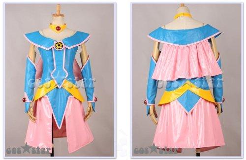 『遊戯王 ブラックマジシャンガール風 コスプレ衣装 女性M』のトップ画像