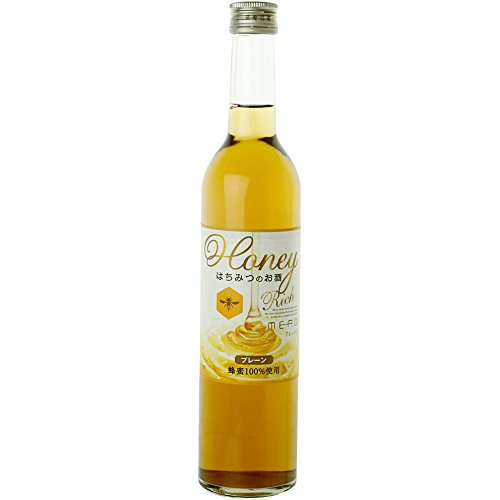 HONEY Richプレーン ~はちみつのお酒~ 500ml