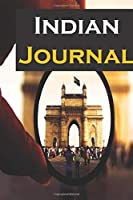 Indian Journal: 6x9 inch Lined journal or diary or notebook to write ideas, study and make plans