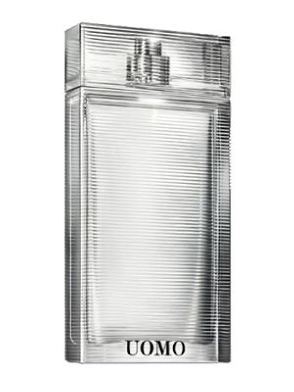 表現シャワーつかむZegna Uomo (ゼニア オウモ) 3.4 oz (100ml) EDT Spray by Ermenegildo Zegna for Men
