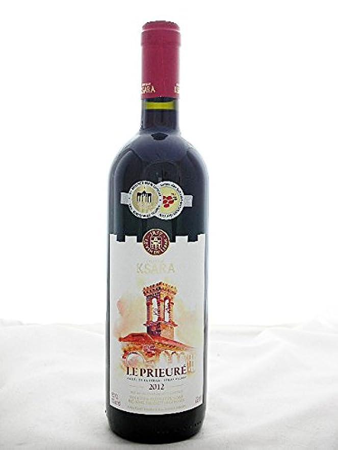 エールシビックはがきプリウレ?クサラ【Ksara】【レバノン産?赤ワイン?フルボディ?辛口?750ml】