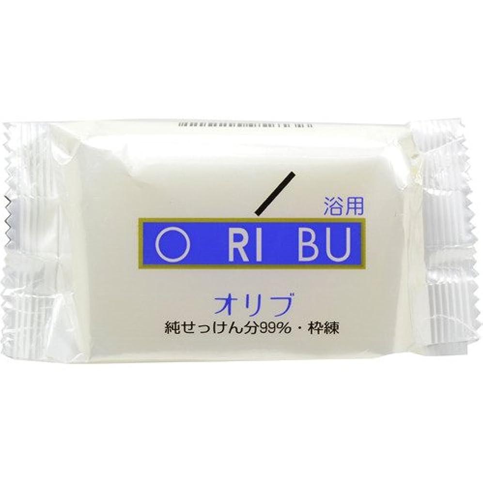 浴用オリブ 110g