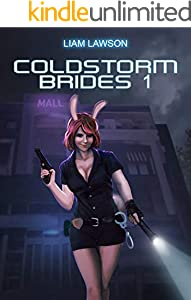 Coldstorm Brides 1: A Fantasy Harem Romance (English Edition)