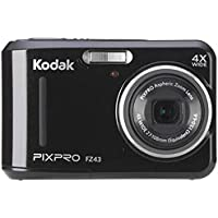 Kodak FZ43 Compact Digital Camera PIXPRO Black