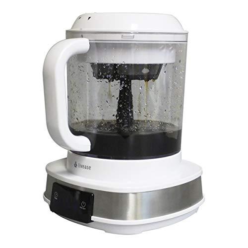 livease/リヴィーズ 電動水出しコーヒーメーカー(CB-011W)|コールドブリューコーヒー cold brew coffee CB-011W