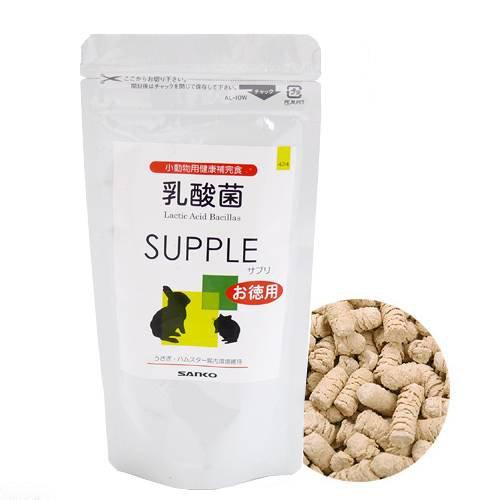 三晃商会 SANKO 乳酸菌サプリ(お徳用) 100g 2袋入り