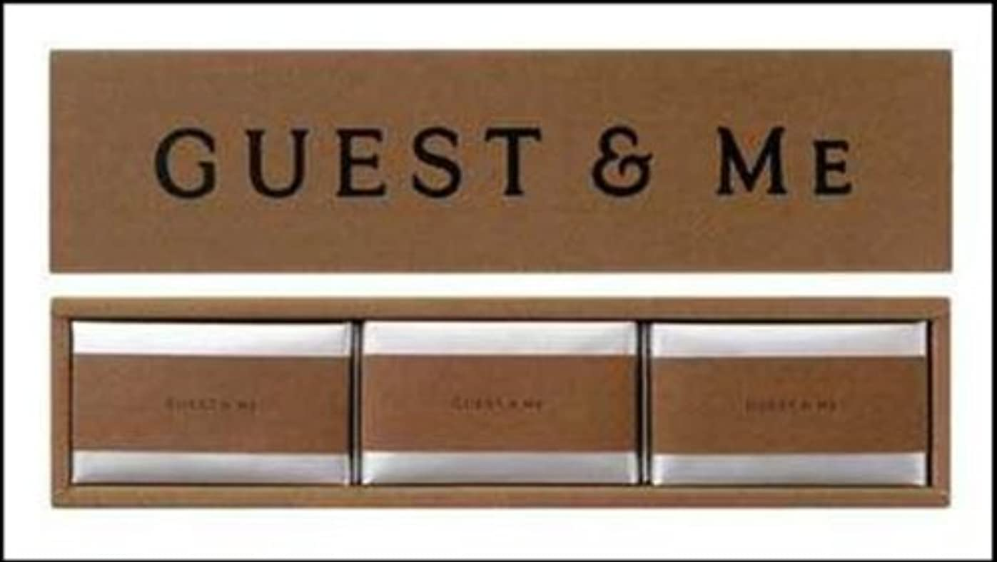 GUEST&ME ソープ(3個入り)