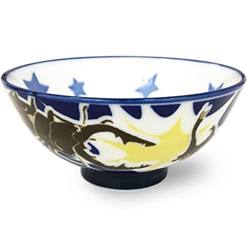 みのる陶器 Kids碗 カブトムシ 35-716280