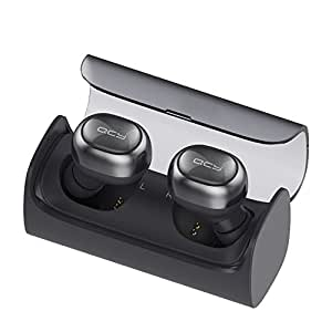 QCY Q29 Bluetooth 4.1 ワイヤレスイヤホン 左右分離型