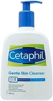Cetaphil Gentle Cleanser, 500 ml