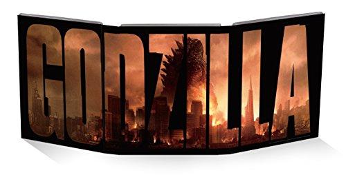 GODZILLA ゴジラ[2014] 完全数量限定生産5枚組 S.H.MonsterArts GODZILLA[2014] Poster Image Ver.同梱 [Blu-ray]