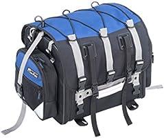 タナックス(TANAX)モトフィズ フィールドシートバッグ /ネイビーブルー 可変容量39-59ℓMFK-220