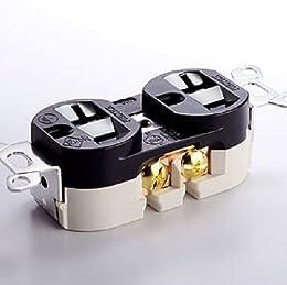 フルテック オーディオグレード 15A/20A壁コンセントメッキ処理なしFURUTECH FPX Series FPX(CU)