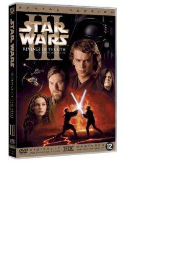 Star Wars : Episode 3, La Revanche des Sith - Édition Collector 2 DVD (Import langue française)