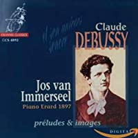 Debussy-Preludes & Images