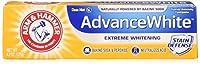 海外直送品Arm & Hammer Arm & Hammer Advance White Fluoride Toothpaste Baking Soda And Peroxide, Baking Soda And Peroxide 4.3 oz (Pack of 6)